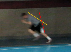 sprint hip extension
