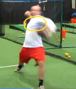 hip shoulder separation
