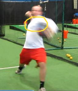 hip shoulder separation