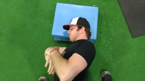 shoulder internal rotation stretch