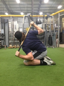 spine stretch rotation